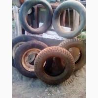 Резина на грузовой мотороллер