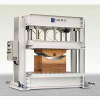 Пресс для изготовления гнуто-клееных деталей Orma PFS 80 HF