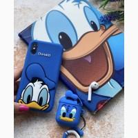 "Детский чехол Дональд Дак Donald Duck Air 3 10.5 2019 iPad 7th 10.2"" 9.7 iPad mini"