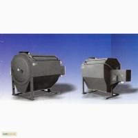 Барабанный скальператор БЗ2О для предварительной очистки зерна