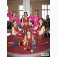 Восточные, индийские, арабские танцы в Харькове.