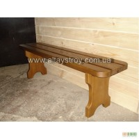 Аренда деревянных скамеек, лавочек в Киеве