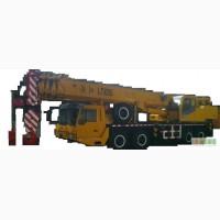 Продаем автокран TOTA LT1050, г/п 50 тонн, на шасcи QZC5430J, 2007 г.в