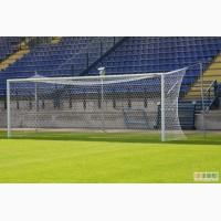 Ворота футбольные 7320х2440 (разборные), сетки футбольные- от производителя