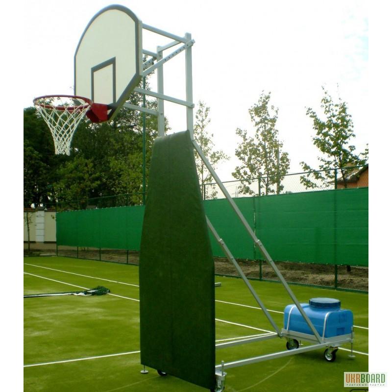 Как сделать баскетбольную площадку на даче