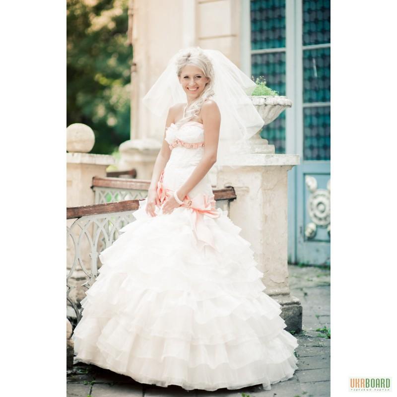Продам весільне плаття дизайнера Оксана Муха 62e7dca21f433