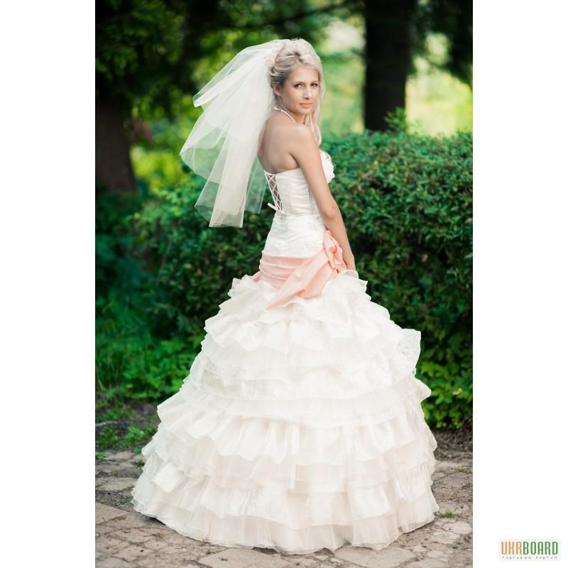 Весільне плаття дизайнера оксана муха