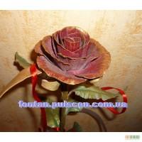 Кованые розы Кованая роза Кована троянда Ковані троянди Киев Київ - Подарок для девушки