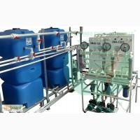 Рекуперация щелочесодержащих водных растворов безреагентным способом