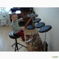 Продам барабаны SONOR 505 и тренеровочные пэды.