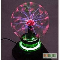Плазменный шар — Plasma ball 5#8243;, детский светильник