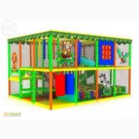 Детский игровой лабиринт В мире животных