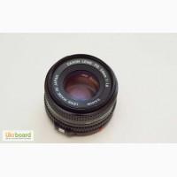 Объектив Canon FD 50mm F1.8 №2890150