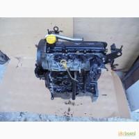 Двигатель K9K 718 1.5dCi голый без навесного оборудования, стартер спереди