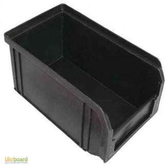 Складская емкость пластиковая для метизов 170х100х70