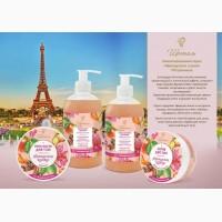 Крем-масло для тела «Французская сказка» 250 г. Для глубокого питания кожи
