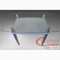 Стол обеденный стеклянный Д 8 - 41