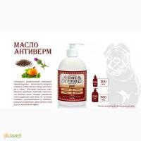 Масло Антиверм для собак ТМ Home Food 100мл