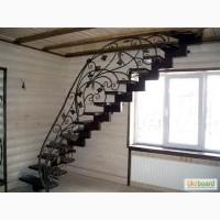 Изготовление лестниц, перил