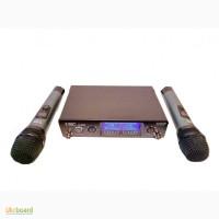 Радиосистема на два ручних микрофона U-5000