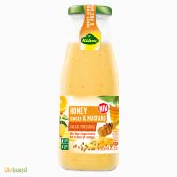 Соус салатный медово-имбирный с горчицей Кюне - 300 мл