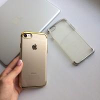 Чехол силиконовый стиль Royal Luxury для iPhone 7