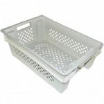 Ящик пластиковый пищевой для хранения картофеля свеклы огурцов рассады мяса рыбы фруктов