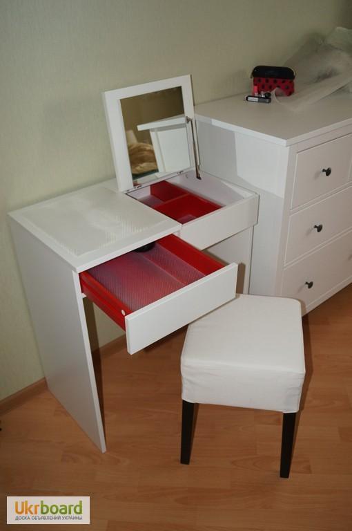 продам стильный туалетный столик икеа купить стильный туалетный
