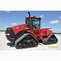 Б/у трактор Case STEIGER 550 QuadTrac 4х гусеничный из США