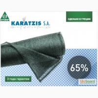 Сетка притеняющая KARATZIS (Греция) 65% 2х50м, 4х50м, 6х50м, 8х50м