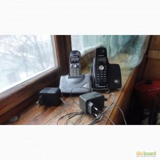 Радиотелефоны Panasonik б/у KX-TCD205UA и KX-TCD705RUM