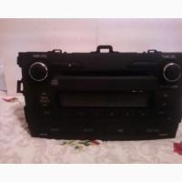 Штатная магнитола для Toeta Corolla 2011
