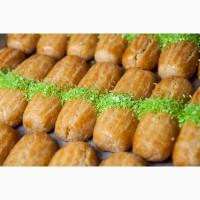 Пахлава ореховая. 14 видов