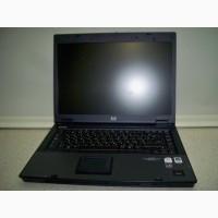 Ноутбук Hewlett-Packard Compaq 6710b два ядра Intel Core 2 Duo/экран 15.4 дюймов