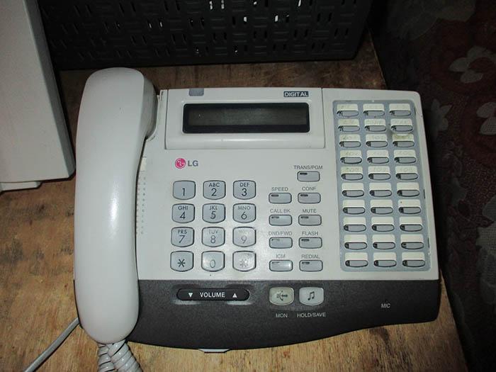 Фото 12. Продам цифровую АТС LG LDK-100 с дополнительным оборудованием