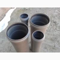 Труба ПВХ для внутренней и наружной канализации