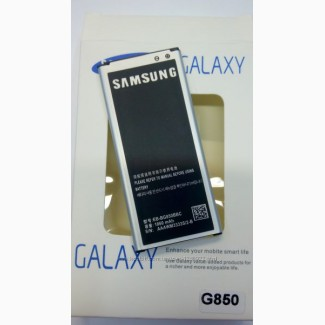 Аккумулятор Samsung G850 Galaxy Alpha / EB-BG850BB Аккумулятор EB-BG850BBC для Samsung