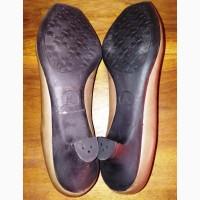 Кожаные туфли K by Clarks, 38р
