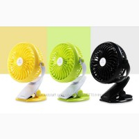 Вентилятор Remax (OR) Portable USB Mini Fan 360 (F2)