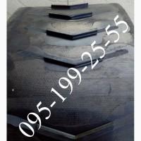 Лента шевронная зернометателя ЗМ-30