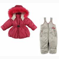 WOJCIK куртка и полукомбинезон FLUFFY CUDDLY