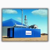 Газопоршневая электростанция SUMAB (MVM) 1200 Квт
