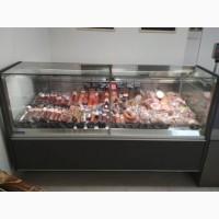 Вітрина холодильна FG довжиною 1.6 метра нова