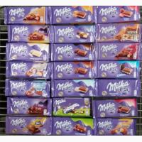ШОКОЛАД МОЛОЧНЫЙ Milka 300 грам 15 видов Milka Oreo - відмінна і смачна шоколадка