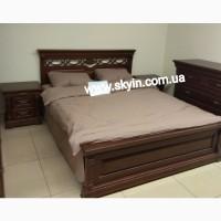 Деревянная кровать Элеонора