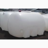 Емкости для перевозки воды и кас пластиковые Харьков