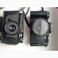 Фотоаппараты. Лот