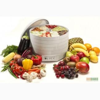Ezidri Snackmaker FD500 - сушка для фруктов, овощей и др.