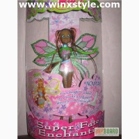 Куклы Winx Club Enchantix (Винкс Клуб Энчантикс) 25 см, цена 99 г
