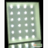 Светильники светодиодные LED, энергосберегающие, эконом